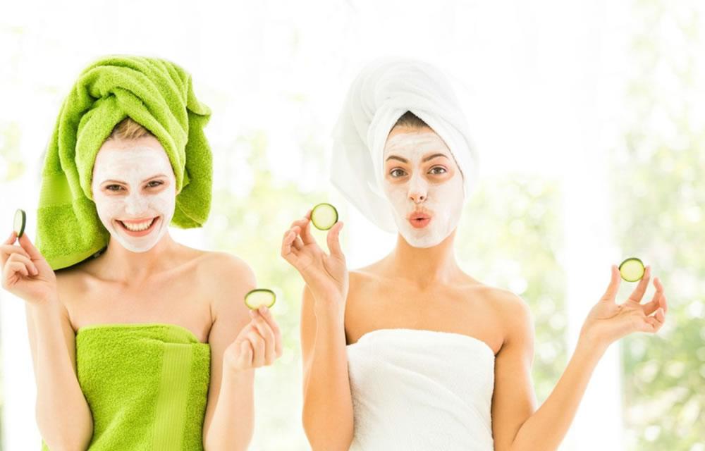 Commercial Beauty Salon Laundry