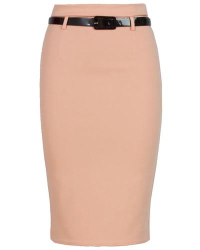 Plain Skirt